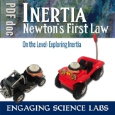 Force and Motion: How Objects Resist a Change in Motion--Aka Inertia