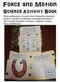 Force and Motion Interactive Book