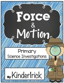 Force and Motion Investigations
