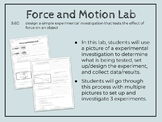 Force and Motion Lab