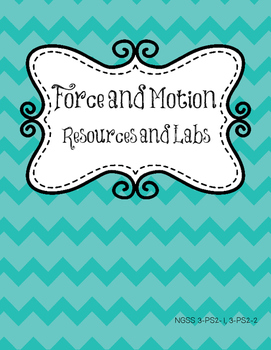 Force and Motion Labs and Activities