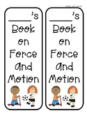 Force and Motion Lapbook