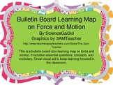 Force and Motion Bulletin Board