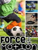 Force and Motion (Mentor Text and Reading Lessons)