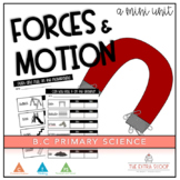 Force and Motion Mini Unit
