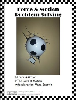 Force and Motion Problem Solving Experiment
