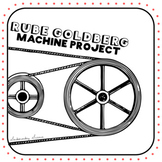 Force and Motion Project Based Learning PBL {Rube Goldberg
