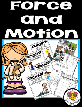 Force and Motion:Push and Pull