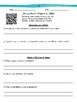 Force and Motion QR Webquest