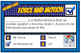 Force and Motion Question Cards, Definitions PDF File 50 Cards Science Education