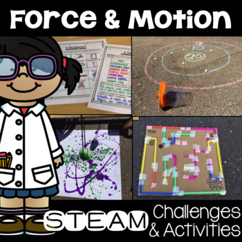 Force and Motion STEM Activities