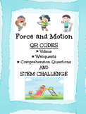 Force and Motion STEM BUNDLE