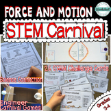 Force and Motion STEM Carnival
