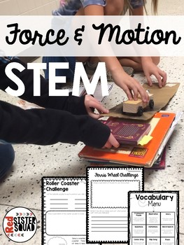 Force and Motion STEM Centers