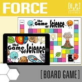 Force and Motion Science Board Game Review