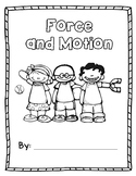 Force and Motion Science Journal