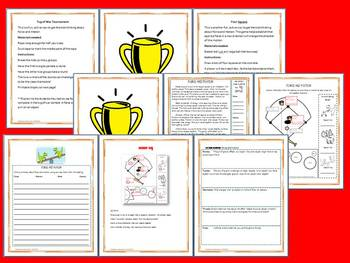 Force and Motion: Science and Literacy Lesson Set (TEKS)