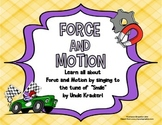 Force and Motion Song Lyrics (Magnets, Isaac Newton)