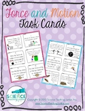 Force and Motion Task Cards (Google Classroom compatible)