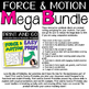 Force and Motion Teaching Bundle - VALUED AT $8.00 (SPEED & VELOCITY)