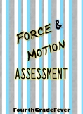 Force and Motion Test