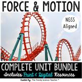 FORCE AND MOTION BUNDLE (Complete Unit)