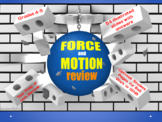 Force and Motion Unit Review
