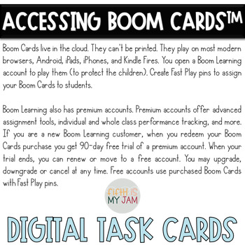 Force and Motion Vocab NGSS:PS2.A, Digital BOOM Cards