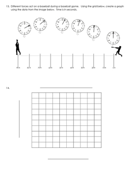 Force and Motion WS #2