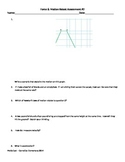 Force and Motion Worksheet