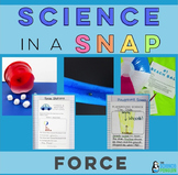 Force and Motion in a Snap