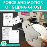 Force and Motion of Gliding Ghosts Investigation