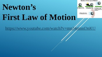 Force and Motion ppt Week 2