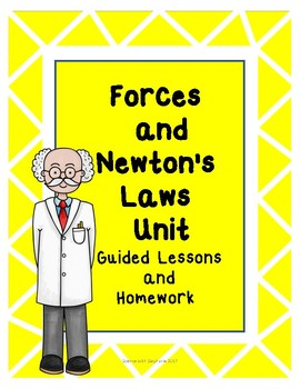 Forces and Newton's Laws Interactive Lessons