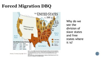 Forced Migration DBQ Bell Ringers