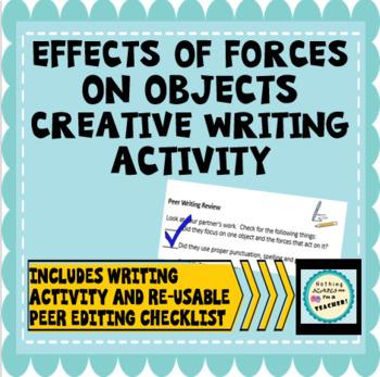 Forceful Stories- Writing about Forces in Science
