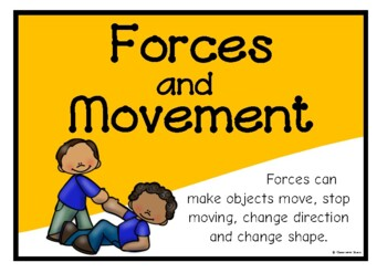 Forces (Lower Grades)