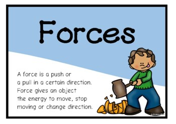 Forces (Higher Grades)