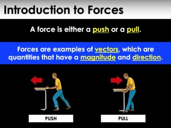 PPT - What are Forces? (With Summary Notes)