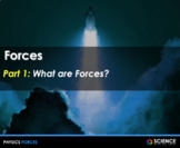 PPT - Forces and Density + Student Notes - Distance Learning