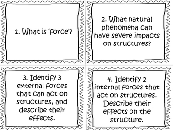 Forces Acting on Structures