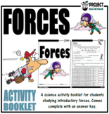 Forces Activity Booklet