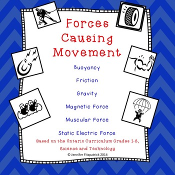 Forces and Motion (Forces Causing Movement)