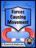 Forces Causing Movement Grade 3 Ontario Science