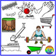 Forces Clipart 2 (Elementary Science)