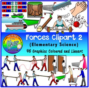 Forces Clipart (Bundle)