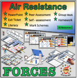 Forces - Explaining Air Resistance for Middle School Science