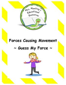 Forces Games - Guess My Force