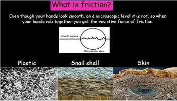Physics, Forces,  6 lessons, forces, pressure, friction, springs 6 lessons