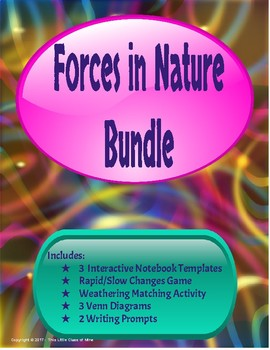 Forces In Nature Bundle